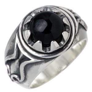 DICKY & GRANDMASTER リング 指輪 メンズ シルバー 01 ディッキー&グランドマスター DR-01-OX