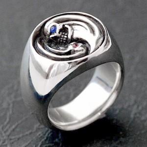 リング 指輪 メンズ Guillaume ギローム シルバー フォーチューン 送料無料 Gu-R-010