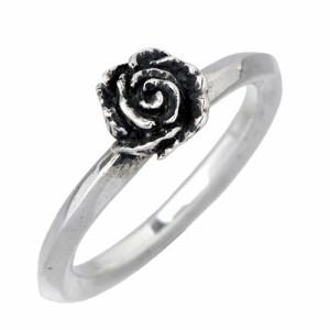 リング 指輪 レディース NORA ノラ シルバー 小さな薔薇の NR-R-0002