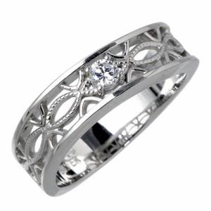 リング 指輪 レディース メンズ waCca ワッカ シルバー ヨーロピアン ロジウム PNKR021RH