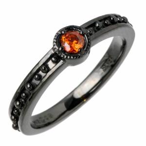 リング 指輪 レディース メンズ waCca ワッカ シルバー ヨーロピアン ブラック PNKR025BC