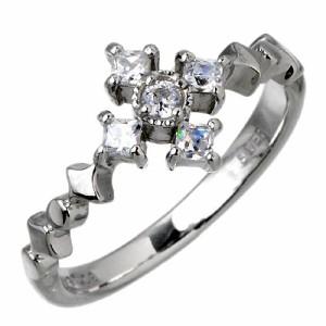 リング 指輪 レディース メンズ waCca ワッカ シルバー ヨーロピアン ロジウム PNKR028RH