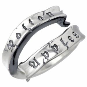 M's collection エムズコレクション シルバー リング 指輪 メンズ リボン RA-002