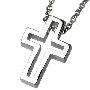 close to me クロストゥーミー ネックレス メンズ シルバー クロス 十字架 SN13-013