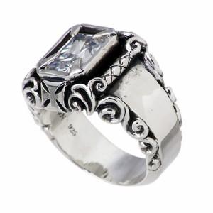 DEAL DESIGN ディールデザイン シルバー リング 指輪 メンズ レディース インペリアル 391223