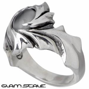 GLAM SCALE グラムスケイル リング 指輪 メンズ レディース シルバー ストーン ムーンストーン GS-ER-006MS