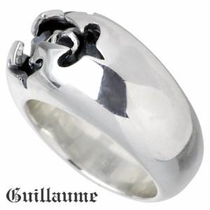 リング 指輪 メンズ レディース Guillaume ギローム シルバー フリーダム4 送料無料 Gu-R-012