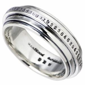 KEN BLOOD ケンブラッド シルバー リング 指輪 メンズ レディース ビショップ KB- KHR-18
