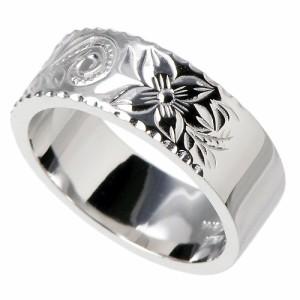 リング 指輪 レディース waCca ワッカ シルバー ハワイアンワイド PNKR012RH 送料無料