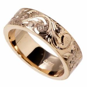 リング 指輪 レディース waCca ワッカ シルバー ハワイアンナロー ピンク PNKR013PC 送料無料