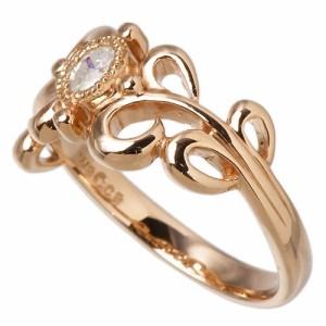 waCca ワッカ リング 指輪 レディース メンズ シルバー ヨーロピアン ピンク PNKR023PC