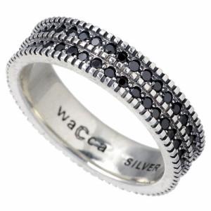リング 指輪 レディース メンズ waCca ワッカ シルバー キュービックジルコニア PZR12