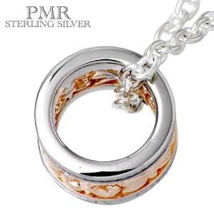 ネックレス レディース メンズ PMR ピーエムアール シルバー 2カラーベビー ピンク RM-PMP363-PK