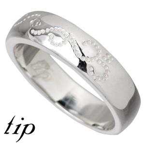 リング 指輪 レディース メンズ tip チップ シルバー ダイヤモンド TPRW017WD