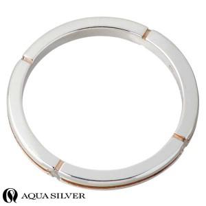 AQUA SILVER アクアシルバー シルバー リング 指輪 レディース ダイヤモンド 7〜13号 ASR159L-PGC-DM