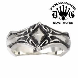 DICKY & GRANDMASTER リング 指輪 レディース シルバー ヴァジュラ ナロー ディッキー&グランドマスター DR-16SV3