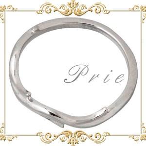 Prie プリエ ステンレス リング 指輪 金属アレルギー対応 レディース アラベスク 3〜13号 GRSS310ST アクセサリー