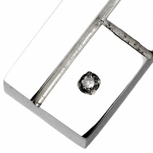 KEN BLOOD ケンブラッド シルバー ネックレス メンズ レディース ダイヤモンドプレート KB-KP-66