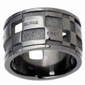 KEN BLOOD ケンブラッド シルバー リング 指輪 メンズ レディース メッセージ KB-NI-46