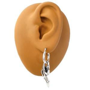 GIGOR ジゴロウ シルバー ピアス メンズ レディース タングラムシリーズ 1個売り片耳用 NO-211