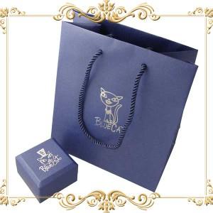 ネックレス レディース Blue Cat ブルーキャット ゴールド K10YGブルーダイヤモンドクロス K10イエローゴールドKPV623-1020