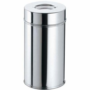 EBM-0507300 EBM 18-8 茶缶(コーヒー・紅茶缶)18?p (EBM0507300)