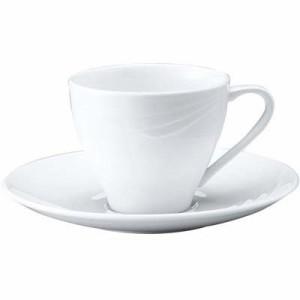 EBM-7538160 アミューズホワイト コーヒーカップ BA200-305 (EBM7538160)