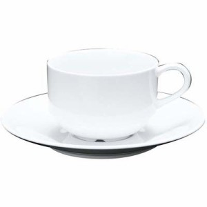 EBM-7538440 ファッションホワイト スタッキングコーヒーカップ FM900-216 (EBM7538440)