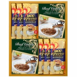 三盛物産 MMP-20 味わいビーフカレー&UCCドリップコーヒー セット