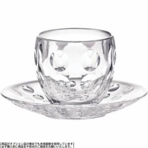 NGT7501 ヴェニスエスプレッソコーヒーカップ クリアー 1104.0000 (クリアー 1104.0000)