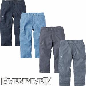 イーブンリバー EVENRIVER 作業服 エアーライトストレッチハーフパンツ SR-6012 作業着 春夏 2020年春夏新作 軽量 メンズ