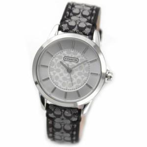 [即日発送]コーチ レディース 腕時計/COACH 腕時計 ブラック・/シルバー クリスマス
