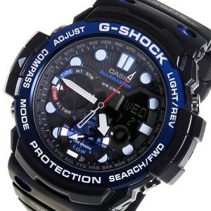 outlet store 9fb2d bd67f カシオ メンズ 腕時計/CASIO G-SHOCK ガルフマスター 腕時計 ブラック|au Wowma!(ワウマ)