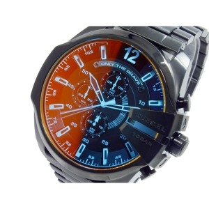 1c8a78c24d [即日発送]ディーゼル メンズ 腕時計/DIESEL クロノグラフ 腕時計 ブラック