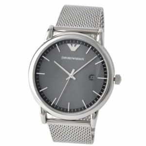 27b2e72e6f [即日発送]エンポリオアルマーニ メンズ 腕時計/EMPORIO ARMANI 腕時計 グレー/シルバー/