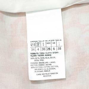 マックスマーラウィークエンド レディース ワンピース ドレス42サイズ/MaxMara WEEKEND FETTA 半袖 ワンピース ドレス PK