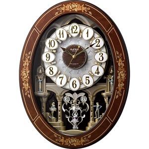 からくり時計の画像