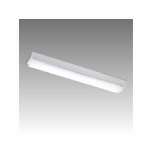 東芝 【お買い得品 10台セット】LEDベースライト 《TENQOOシリーズ》 20タイプ 直付形 W120 一般タイプ 1600lmタイプ Hf16形×1灯用高出