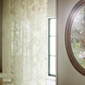 ディズニー 【 洗える レースカーテン 】 オーダーサイズ 幅100×丈260cm以内 DISNEY ふしぎの国のアリス M-1161 クロック (S)