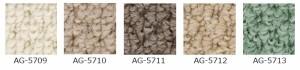 オーダーカーペット アンジュ 約100×500cm 抗菌 防ダニ 防汚 家庭用 遊び毛少ない ポリプロピレン (Sin)