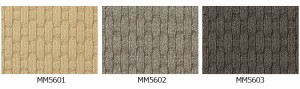 カーペット 東リ メドレーライン 約300×400cm 以内で サイズオーダー 抗菌 防汚 防炎 ニット模様 かご編み柄 業務用 北欧