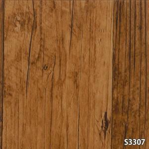 土足用クッションフロア (Sin) 切売り ローズ パイン1 S3307 約182cm幅 (厚さ約2.3mm) リノベーションシート リメイクシート