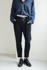 【50%OFF】AZUL BY MOUSSY / アズール バイ マウジー【AZUL BY MOUSSY】Wウエストジョッパーズパンツ【MARKDOWN】