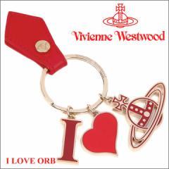 ヴィヴィアンウエストウッド キーホルダー キーリング Vivienne Westwood レディース レッド 82030009 RED(321631)