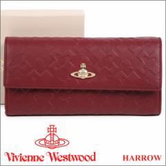 ヴィヴィアンウエストウッド 財布 ヴィヴィアン Vivienne Westwood 長財布 レディース ボルドー 321515 HARROW BORDEAUX