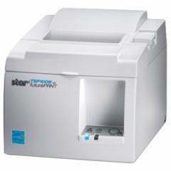 【新品】スター精密 据え置き型感熱式プリンター TSP100futurePRNTシリーズ TSP100IIILAN TSP143IIILAN WT JP Ethernet ウルトラホワイト