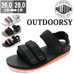 即納 あす着 送料無料 サンダル メンズ パラディウム スポーツ ストラップ 靴 PALLADIUM OUTDOORSY 75652