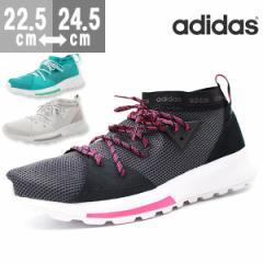 即納 あす着 送料無料 スニーカー レディース アディダス ローカット 靴 adidas QUESA