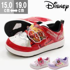 即納 あす着 送料無料 スニーカー 子供 キッズ ジュニア ディズニー ベルクロ ローカット 靴 Disney DN C1220