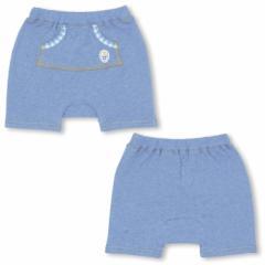 12/20NEW MY FIRST BABYDOLL-ワンポイントショートパンツ-ベビーサイズ キッズ ベビードール 子供服-0120B